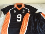 Haikyu uniform
