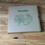 Even the box is kawaii!